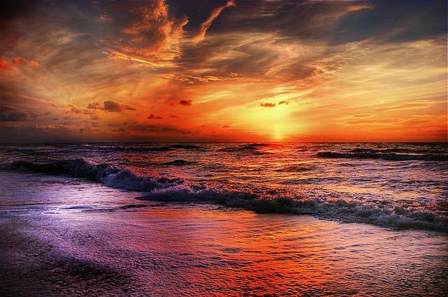 לקרוע את הים